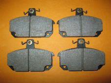 RENAULT 5 ALPINE, GORDINI Turbo (79-85) NEW DISC BRAKE PADS - DB216